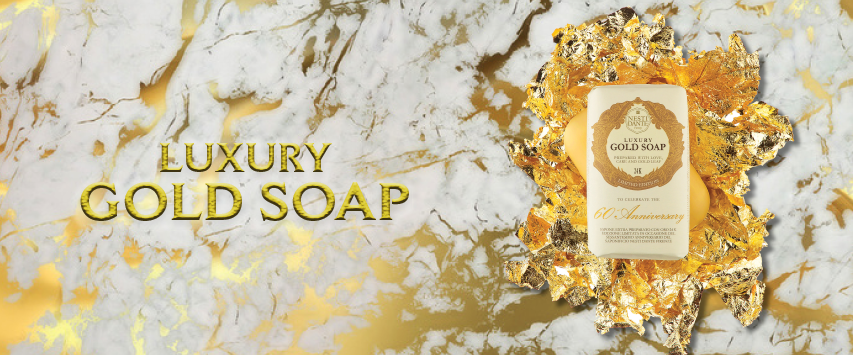 gold soap
