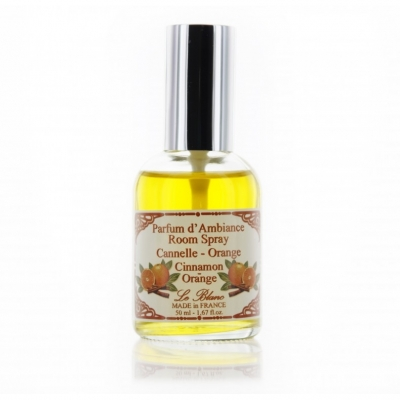 Spray Ambiental (50ml) - CANNELLE/ORANGE (Canela/Naranja)