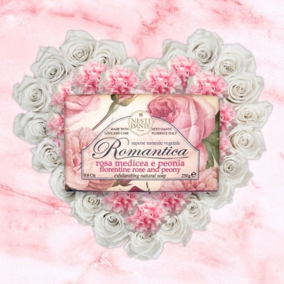 Romantica - Rosa y peonía