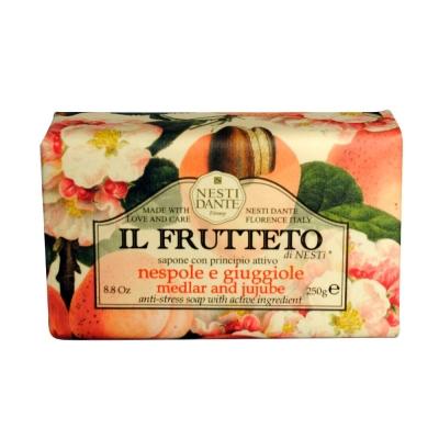 Il Frutteto - Níspero y flor de azufaifa