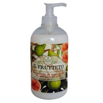 Il Frutteto - Higo y leche de almendras 500 ml.