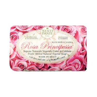 Jabón Rosa Principessa 150 gr.