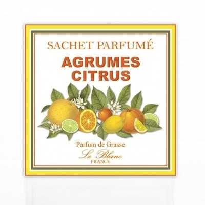Sachet Perfumado - AGRUMES (Cítricos)