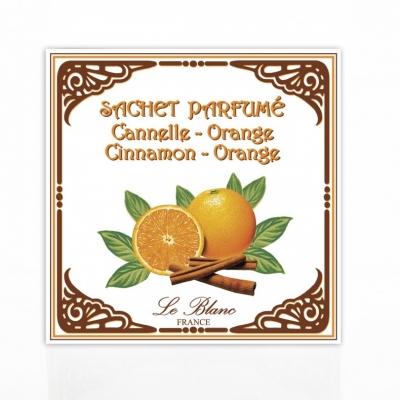 Sachet Perfumado - CANNELLE/ORANGE (Canela/Naranja)