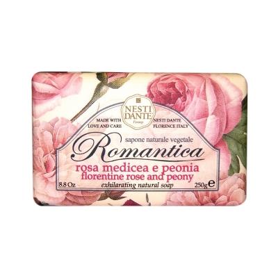 Jabón Rosa y Peonía 250 gr.