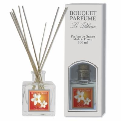 Difusor Aromático Bambu (100ml) - FLEUR DE TIARE (Flor de Tiare)