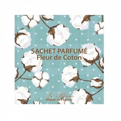 Sachet Perfumado - FLEUR DE COTON (Algodón)