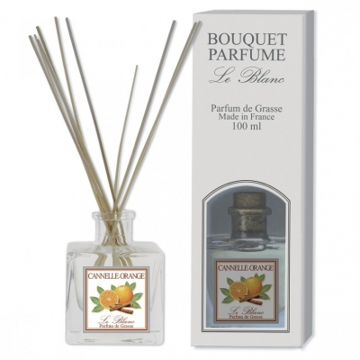 Difusor Aromático Bambu (100ml) - CANNELLE/ORANGE (Canela/Naranja)