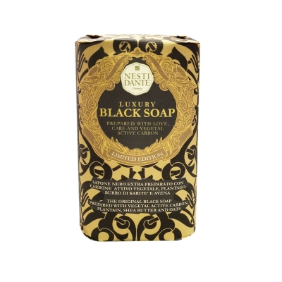 Jabón Black Soap 250 gr