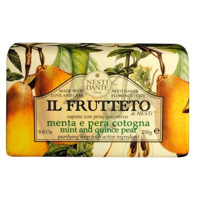 Il Frutteto - Menta y pera membrillo