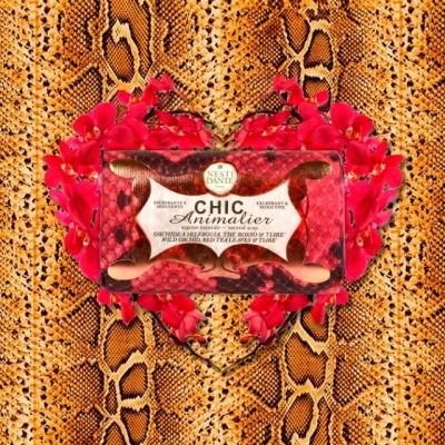 Chic Animalier - Piton roja