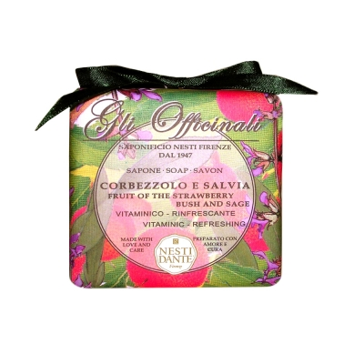 Jabón Madroño y Salvia 200 gr.
