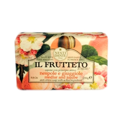 Jabón Níspero y Flor de azufaifa 250 gr