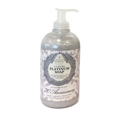 Platinum soap 500 ml.