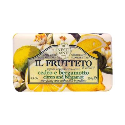 Jabón Cedro y Bergamota 250 gr.