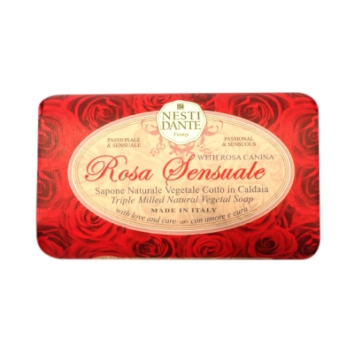 Jabón Rosa Sensuale 150 gr.