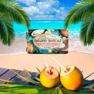 Paradiso Tropicale - Coco y flor de frangipane