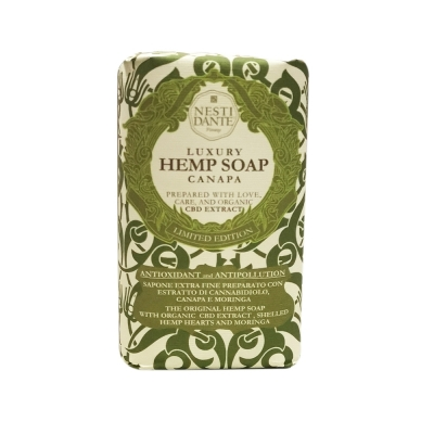 Jabón Luxury Hemp Soap 250 gr.