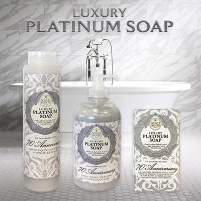 Platinum Soap pack
